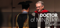 Doctor of Ministry Summer Intensive Courses