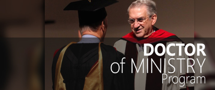 Doctor of Ministry Program 2015-2016