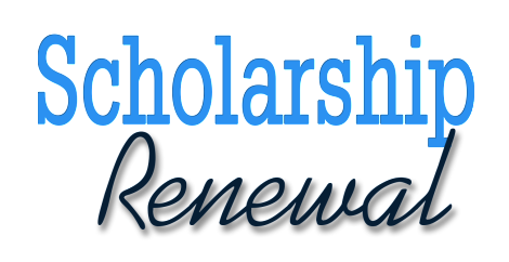 Renewal of Student Scholarships