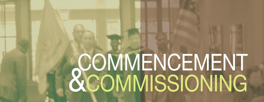 2017 Commencement and Commissioning