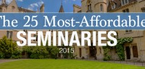 ITS Among the Top 25 Most Affordable Seminaries