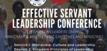 EFFECTIVE SERVANT LEADERSHIP CONFERENCE