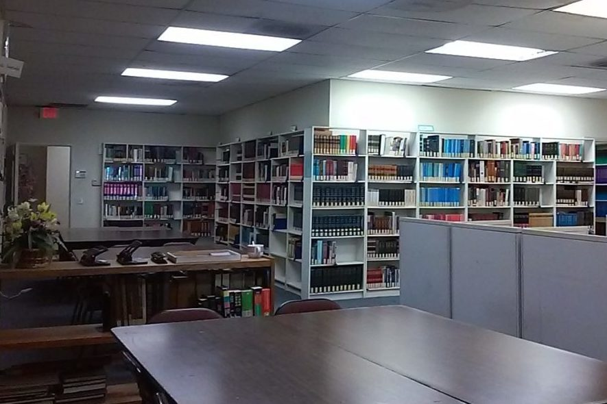 Borrow books at ITS Library