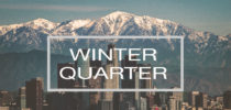 Winter Quarter 2019